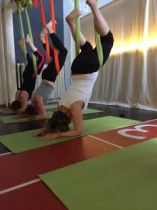 aerial yoga emmen